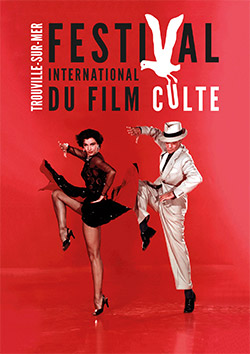 Affiche Festival International du Film Culte 2017