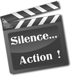 Silence... Action ! Critique cinma et films blu ray