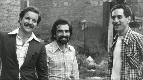 Schrader Scorsese De Niro
