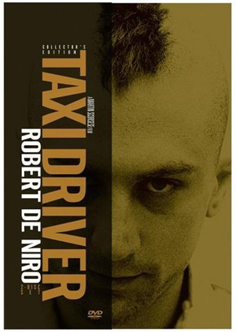Taxi Driver DVD