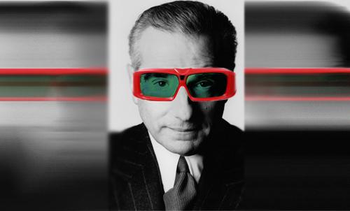 Martin Scorsese 3D