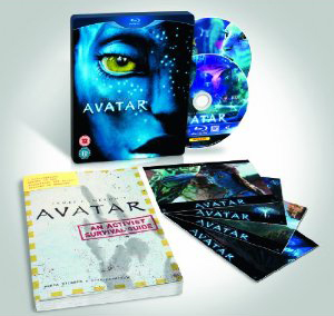 Avatar Blu-ray Steelbook