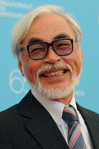 Hayao Miyazaki au festival du film de Venise en 2009