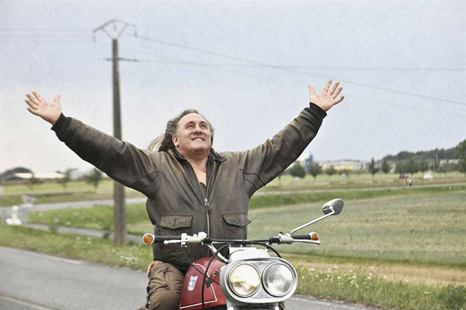 Mammuth Depardieu