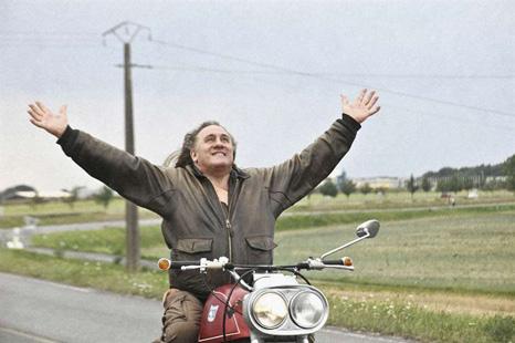 Mammuth Depardieu