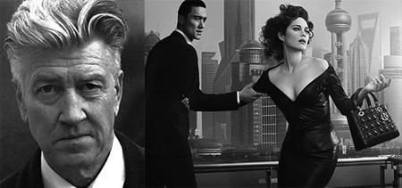 David Lynch Dior