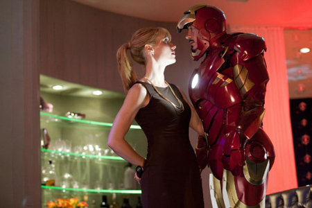 Iron Man 2 - Pepper & Tony
