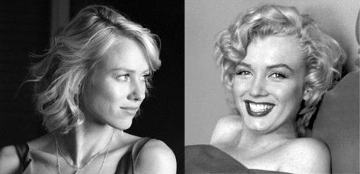 Naomi Watts - Marilyn Monroe