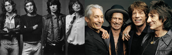 The Rolling Stones 1972 - 2008
