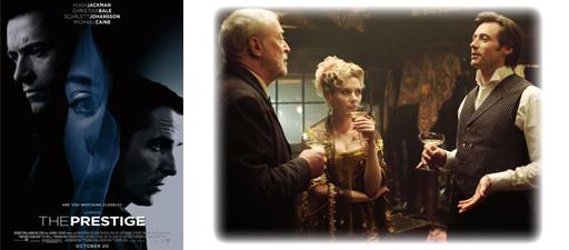 The Prestige Scarlett Johansson