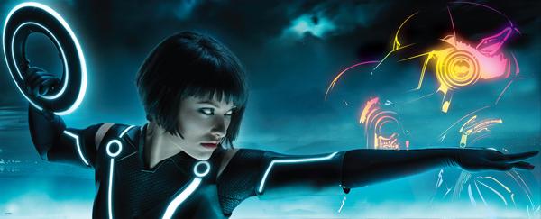 Tron - Olivia Wilde - Daft Punk