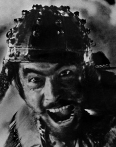Toshirô Mifune - Les Sept Samourais