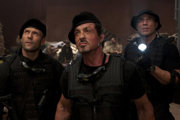 expendables - stallone