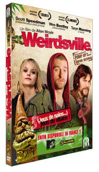 Weirdsville DVD