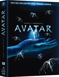 Avatar Special Edition Blu-ray