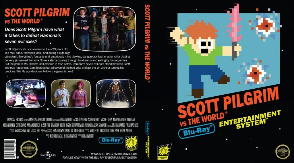 Scott Pilgrim NES