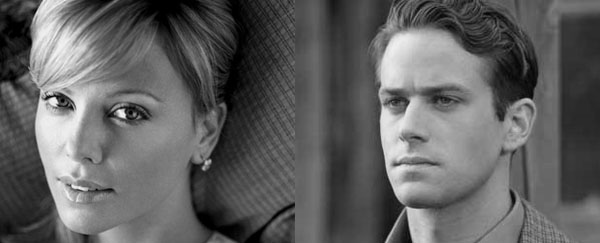 Charlize Theron - Armie Hammer