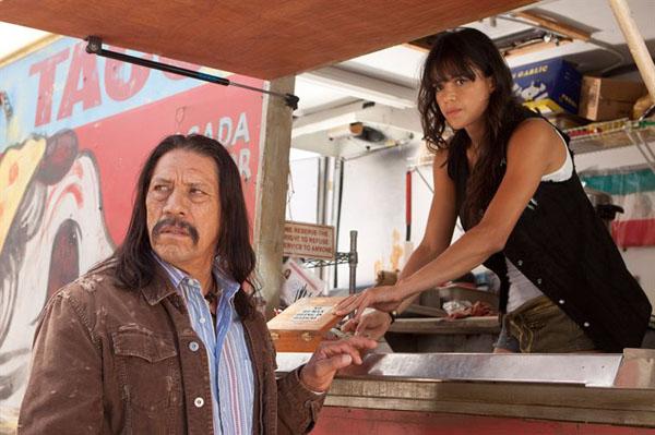 Danny Trejo - Michelle Rodriguez