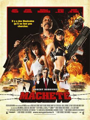 Machete - Robert Rodriguez