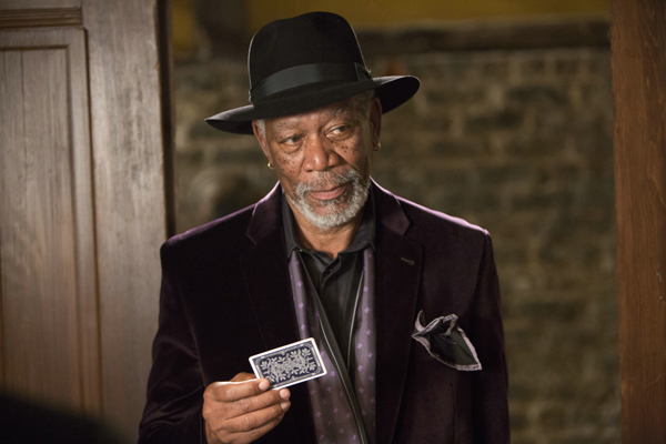 insaisissables-morgan-freeman