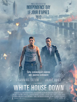 white-house-down-affiche
