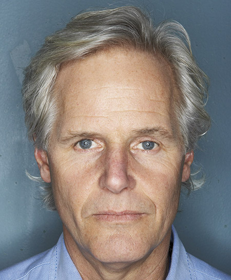 Chris Carter, père de Mulder et Scully