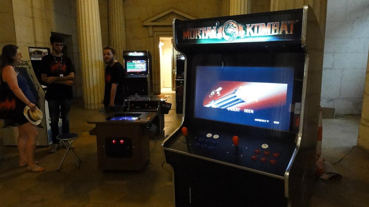 bornes-arcades