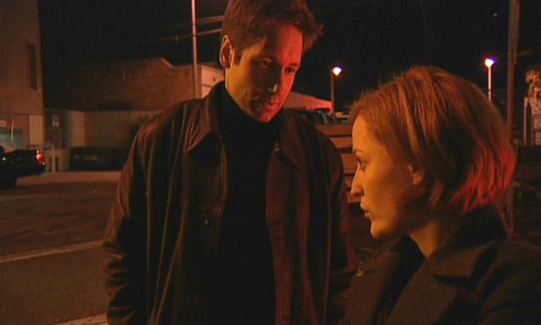 """""""Peur bleue"""", Mulder et Scully au plus près du réel"""