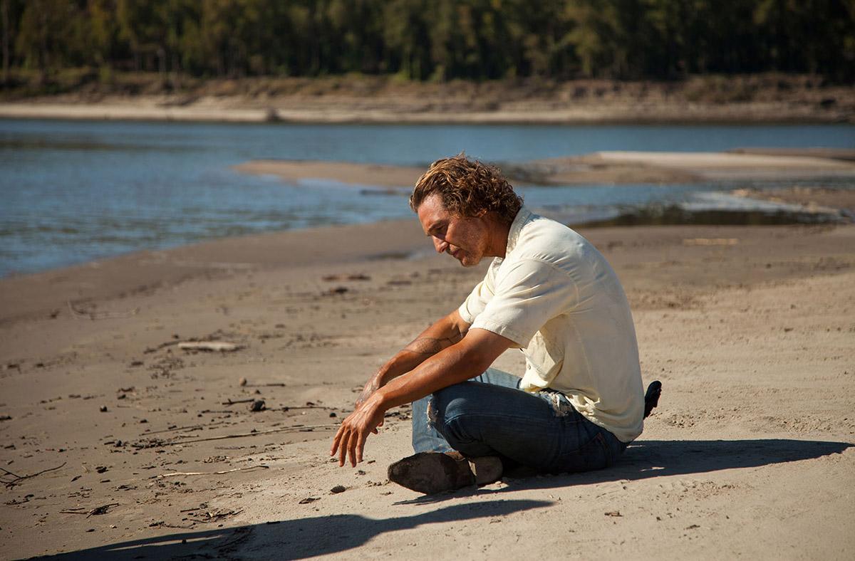 "Matthew McConaughey dans ""Mud"""