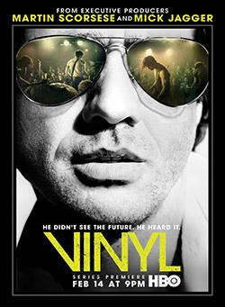 Vinyl-affiche
