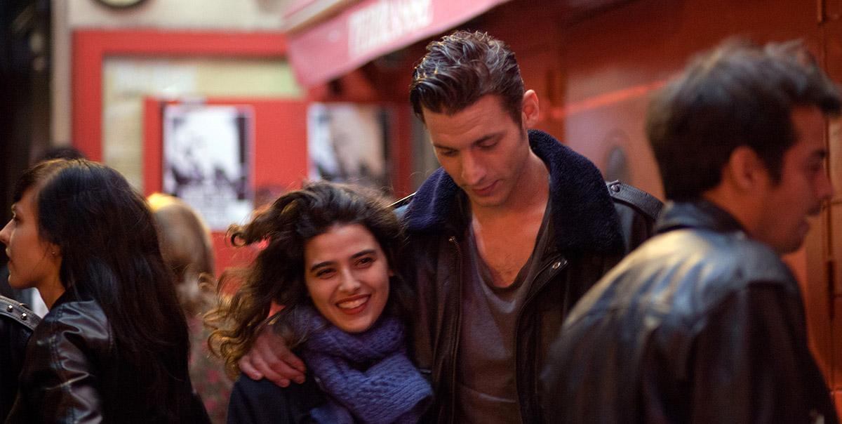 """Manal Issa et Damien Chapelle dans """"Peur de rien"""""""