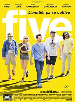 five-affiche