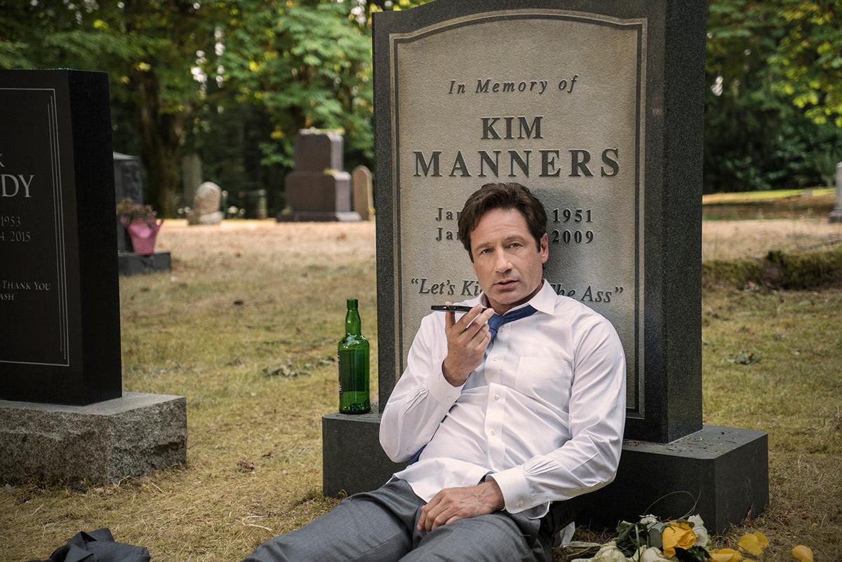 """""""Rencontre d'un drôle de type"""" : bel hommage à Kim Manners, réalisateur et producteur de nombreux épisodes de la saga."""
