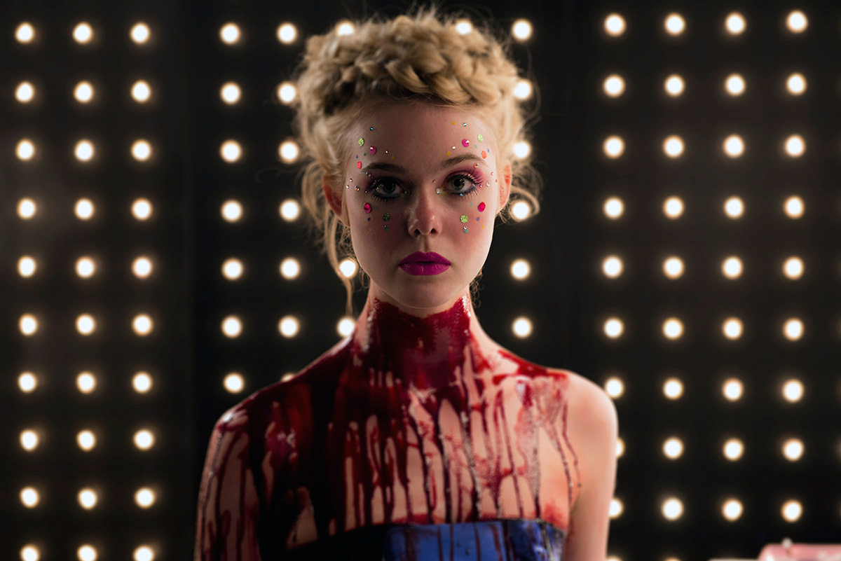 """The Neon Demon"" de Nicolas Winding Refn"