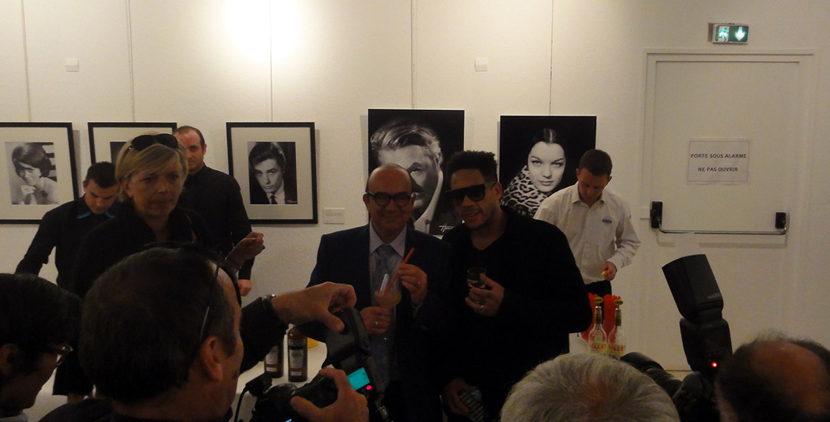 Karl Zéro et JoeyStarr au centre des attentions