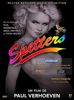 spetters-dvd