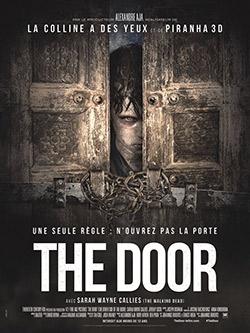 the-door-affiche