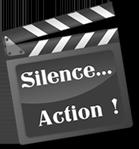 Silence... Action ! Critique cinéma et films blu ray